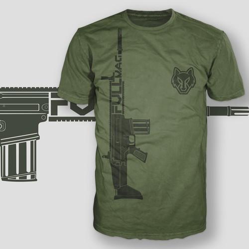 """Fullmag"" T-shirt"