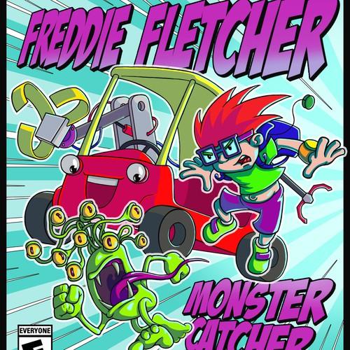 Game Concept, Freddie Fletcher Monster Catcher