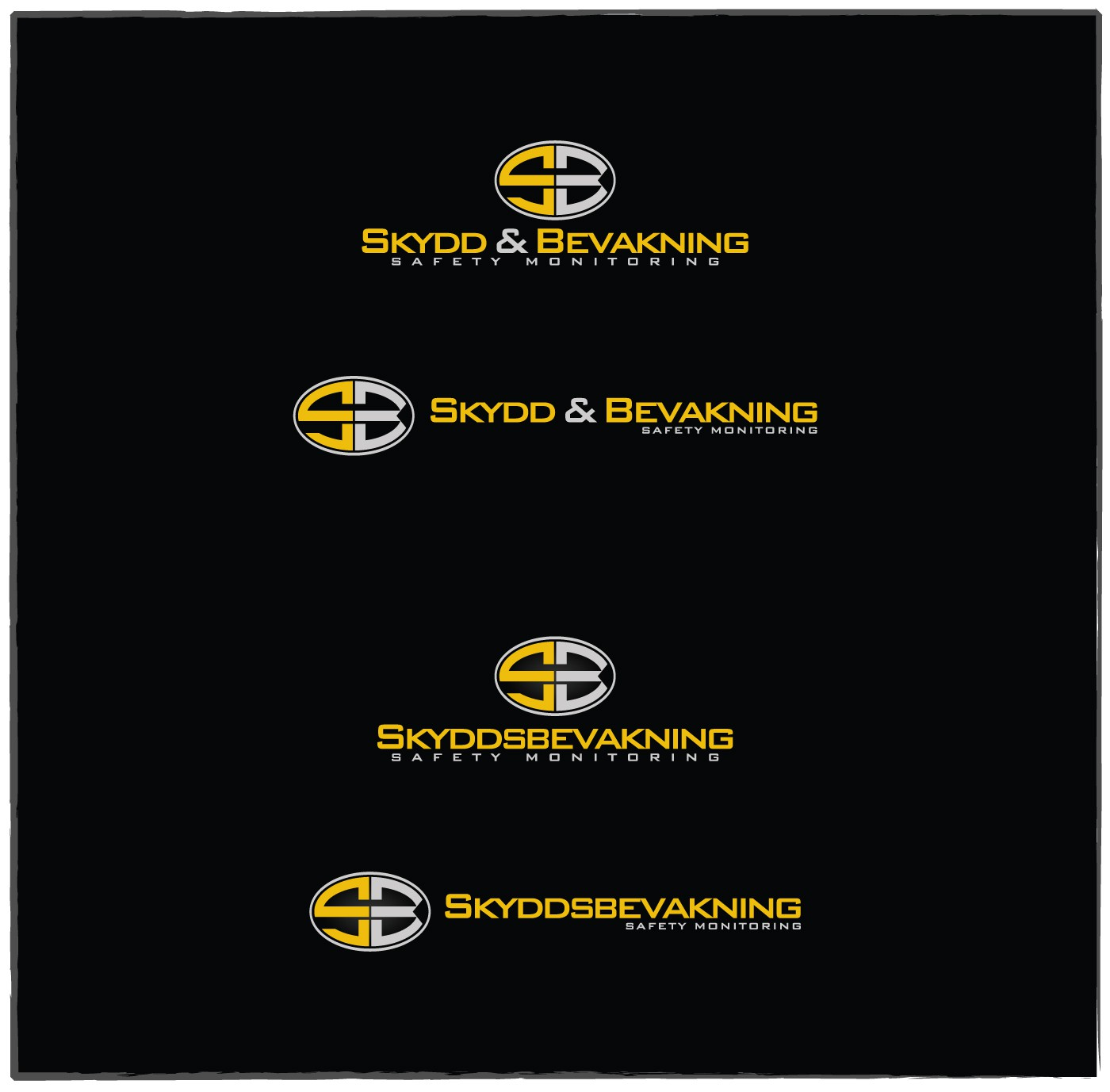 Skyddsbevakning / need a proffesional logo / Security,Guard,Protection company /