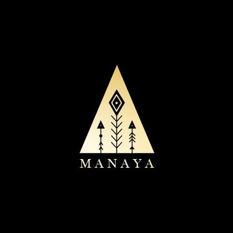 créer un logo moderne pour MANAYA, new clothing store!