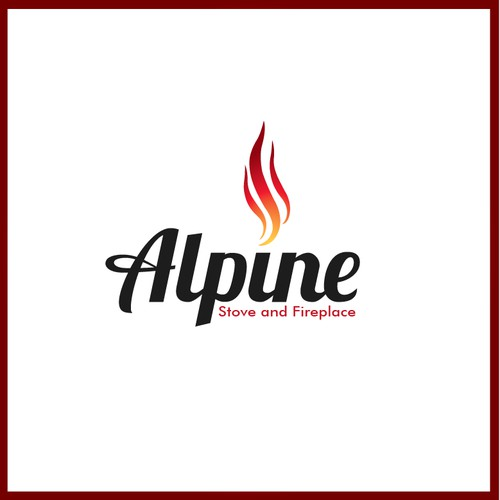 Classy, High End Fireplace Company in Search of the Perfect Logo