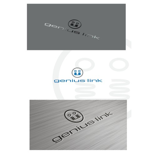 simple link logo