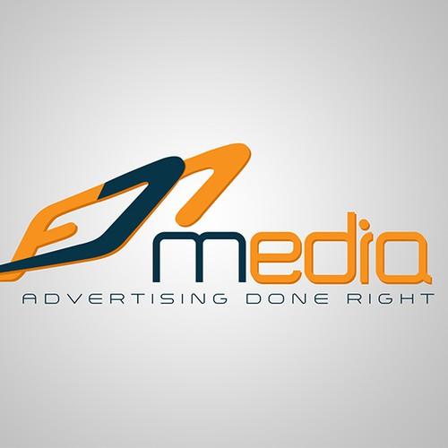 Create the next logo for fmdmedia