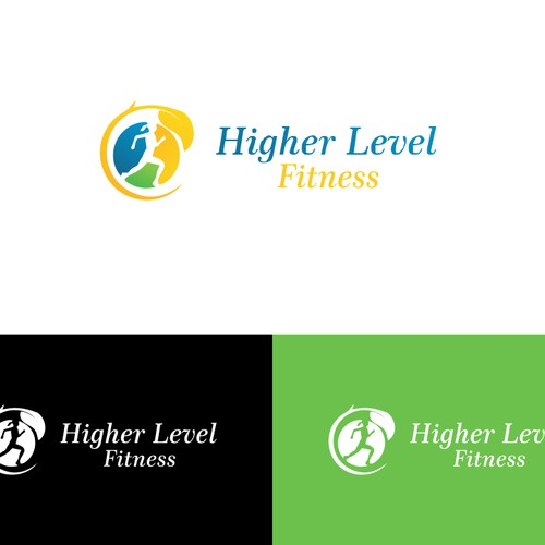 Create A Unique Logo For Higher Level Fitness
