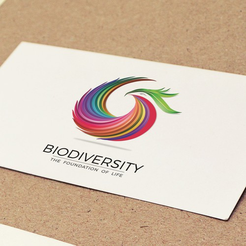 Logo design for Biodiversity