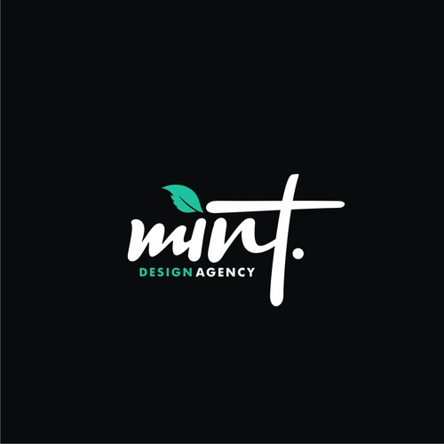 LOGO for Mint Design Agency