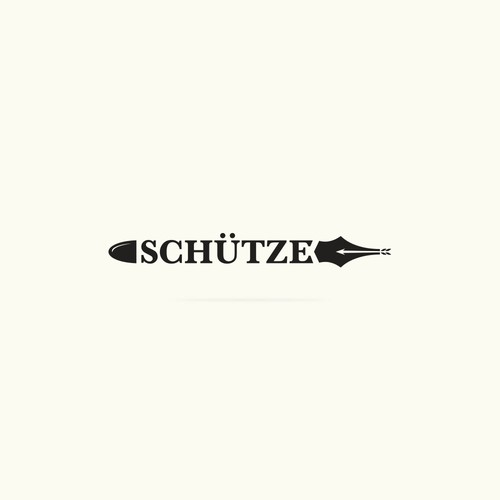 Logo design for Schütze.
