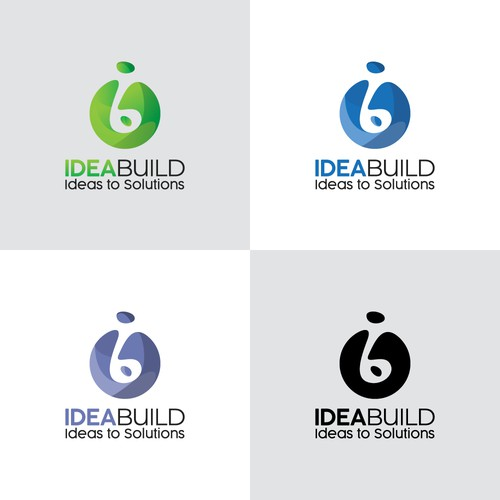 Logo design for Idea Build