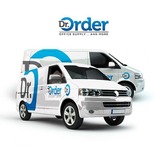 Bold Dr. Order Logo Designs