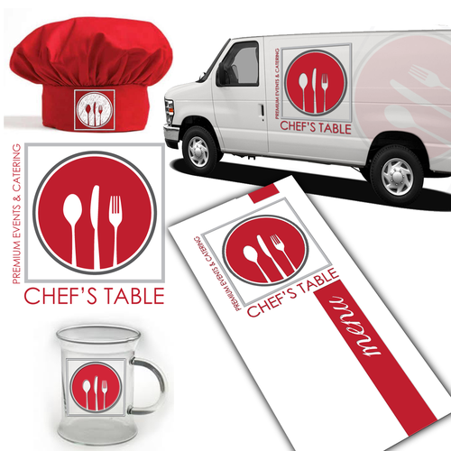 New logo wanted for Chef's Table
