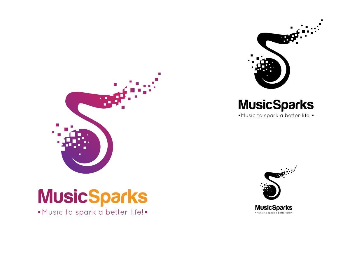 logo for Music Sparks