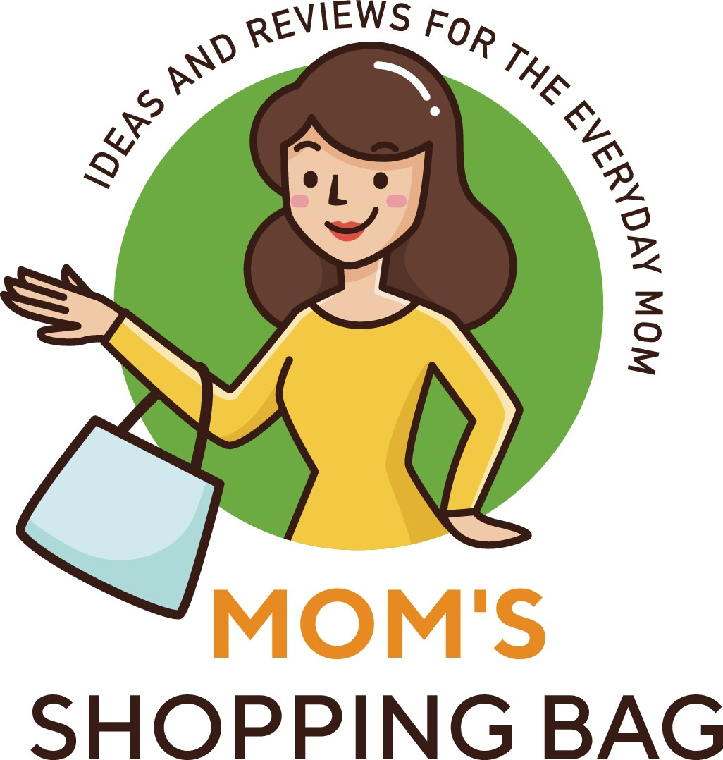 Design a fun logo centered around mom things