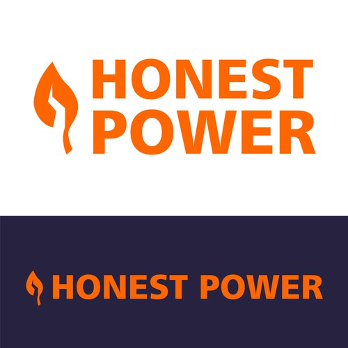 Environmentally themed logo