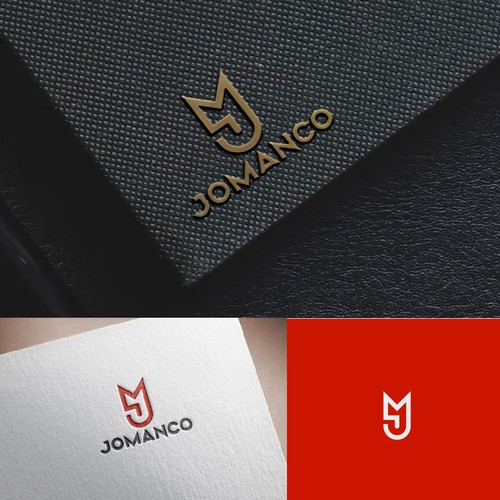logo concept for JM or JoManco