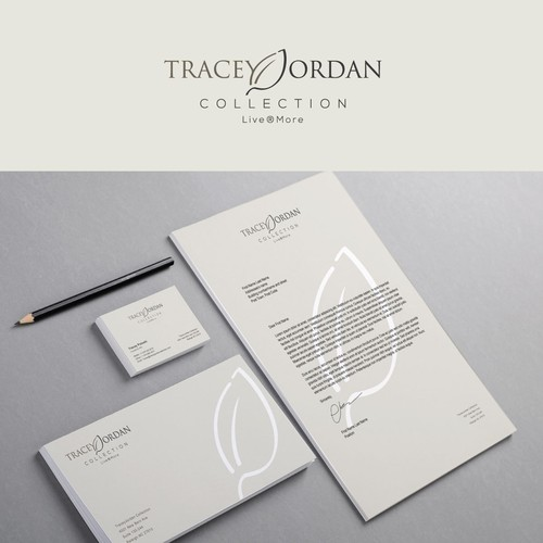 Create a Compelling Brand Identity for the TraceyJordan Collection