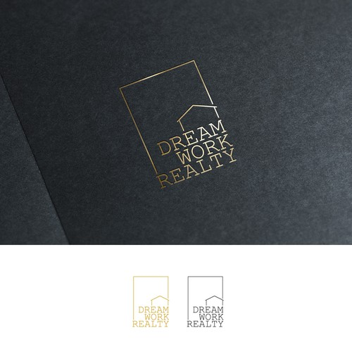 Simple Logo Concept for Realty Work