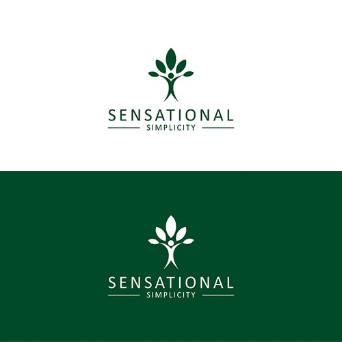Design a tuscan themed logo for Sensational Simplicity Online Retailer