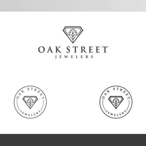 Logo for jewelry company