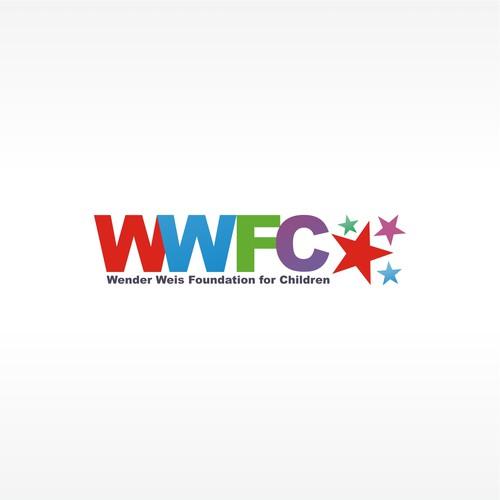 Winner for ''Wender Weis Foundation for Childern'' Logo