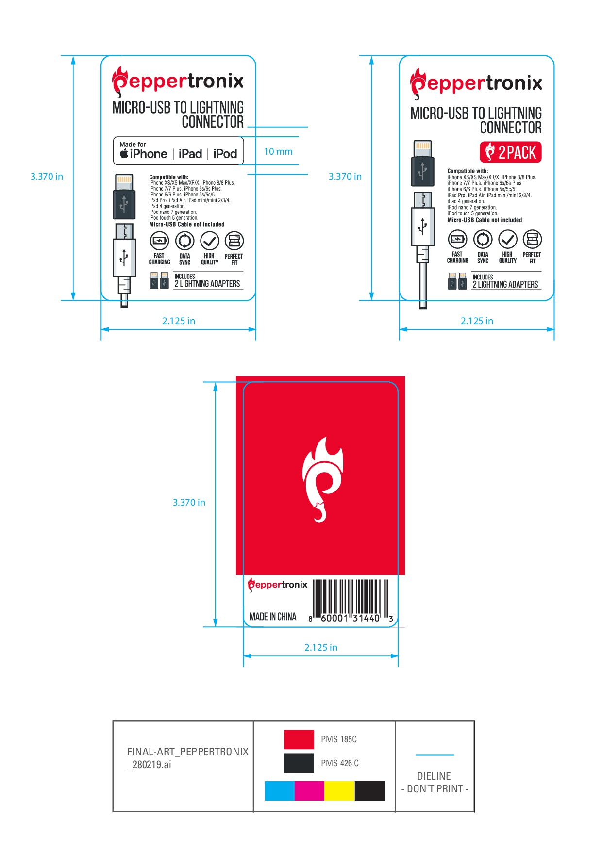 Product Label Contest for Electronics Products