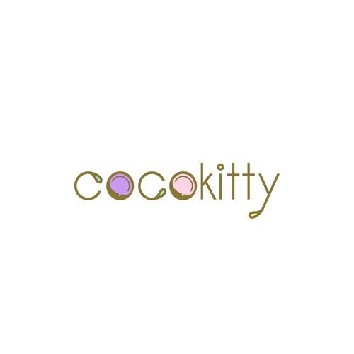 Logo for oil coconut