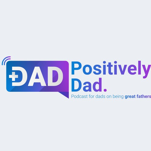 Positively Dad Logo