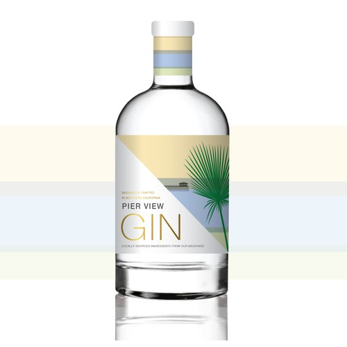 Californian craft Gin