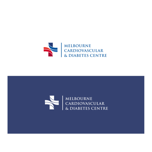 logo design for melbourne cardiovascular & diabetes centre