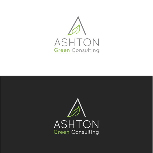 Logo design for professional consulting