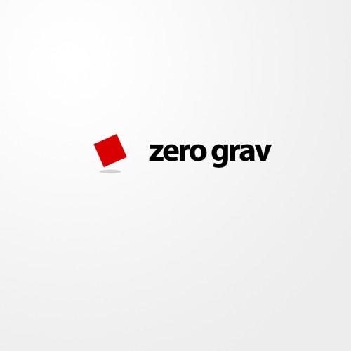 Nice, friendly logo for Zero Grav