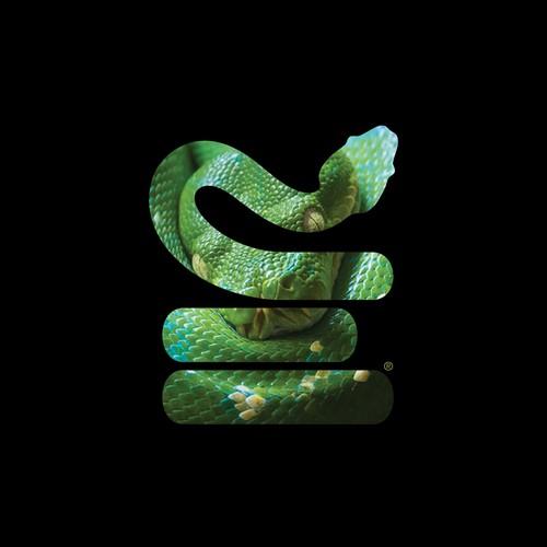 Logo per negozio di rettili