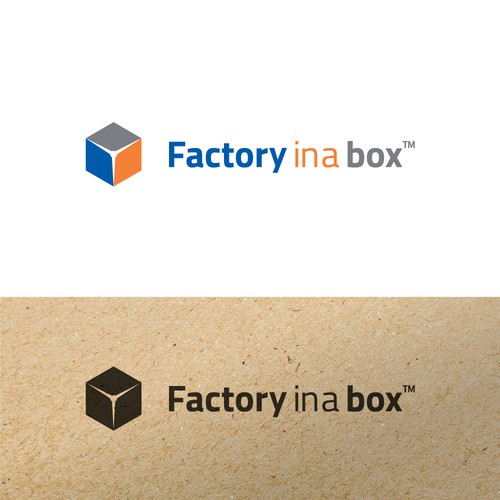 the Factory in a box™ logo