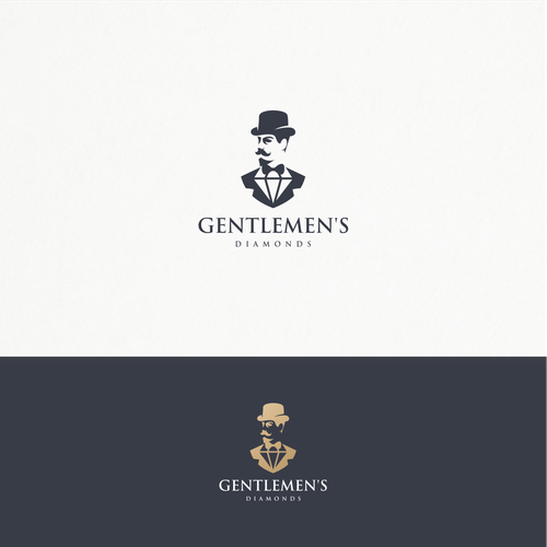 Smart logo for Gentleman's Diamonds