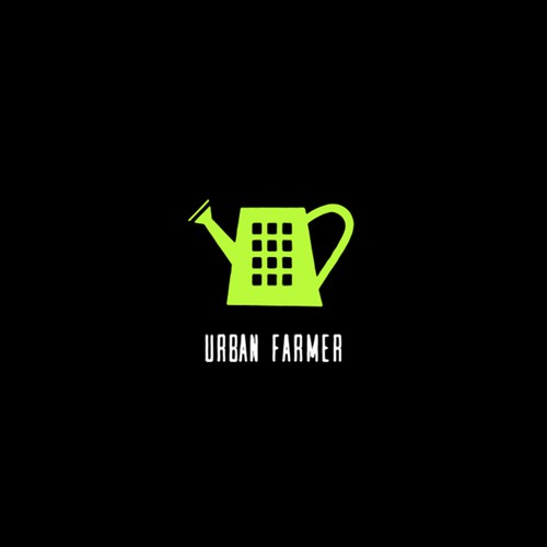 Logo design for Urban Farmer