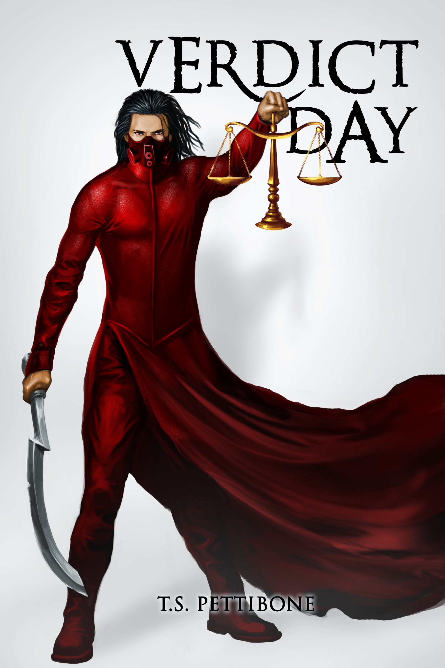 Verdict Day Book Cover