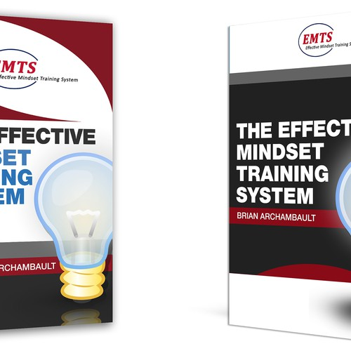 Create a sharp, professional cover for a youth mentoring training workbook
