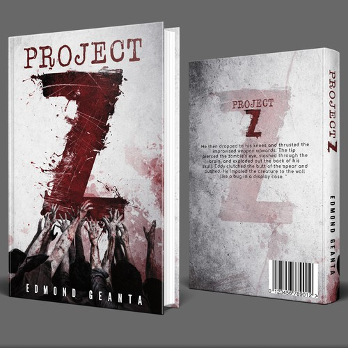Project Z Book Cover