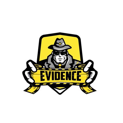Evidence Logo - Winner