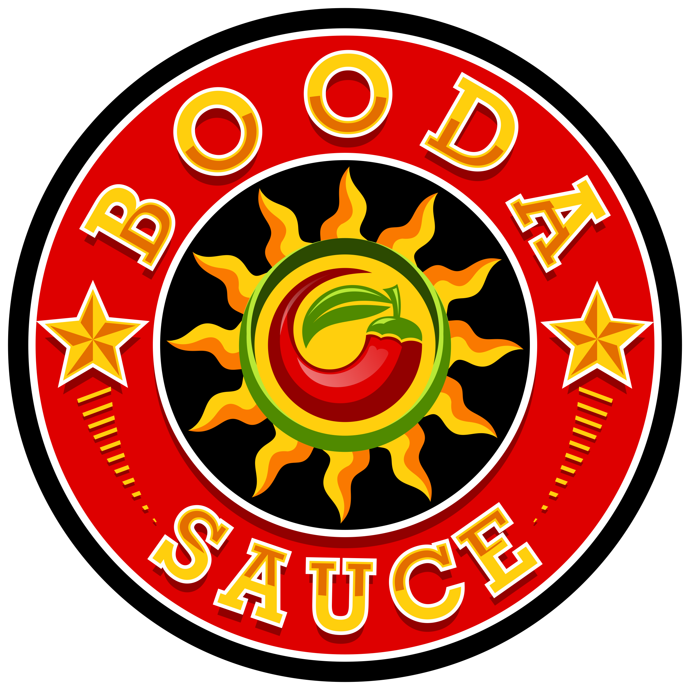 Booda Sauce & Booda Bowls needs a brand identity logo