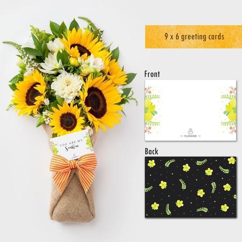 Florist Greeting Cards