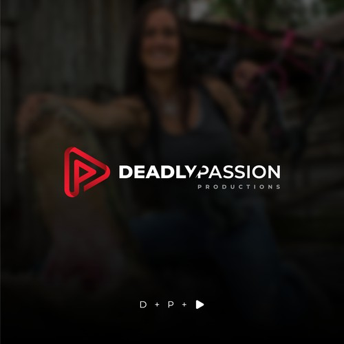 Logo for Deadly Passion Production