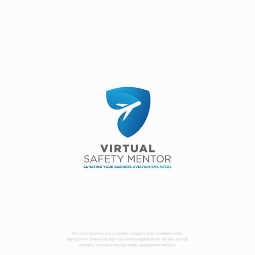 Logo for Virtual Safety Mentor