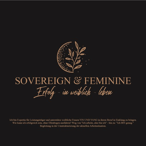 Sovereign&Feminine-Logo