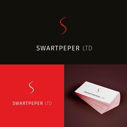 Logokonzept für einen Finanzdienstleister