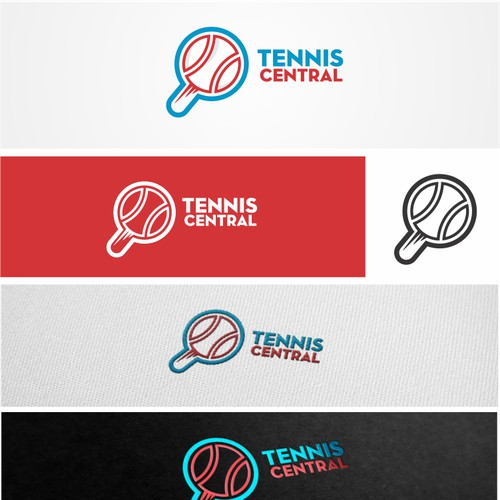Create the Tennis Industry logo for the next generation of tennis players