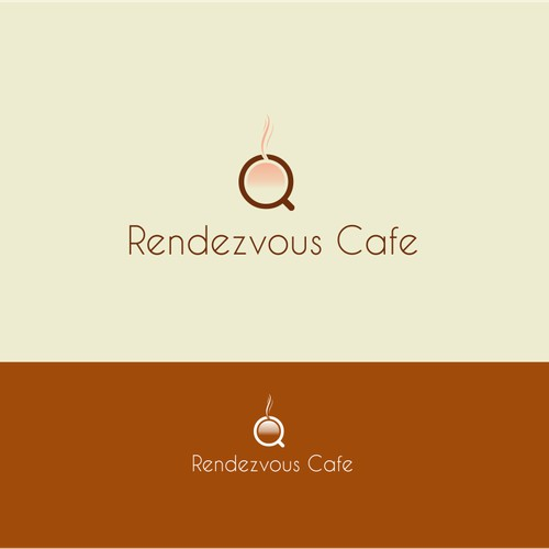 Logo For Rendezvous Cafe