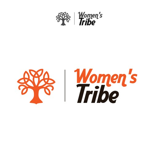 Logo for the community bythe women for the women