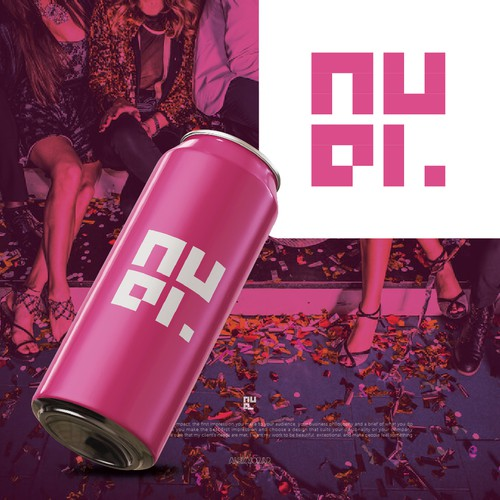 NUQI - Vodka (ready to drink) cans