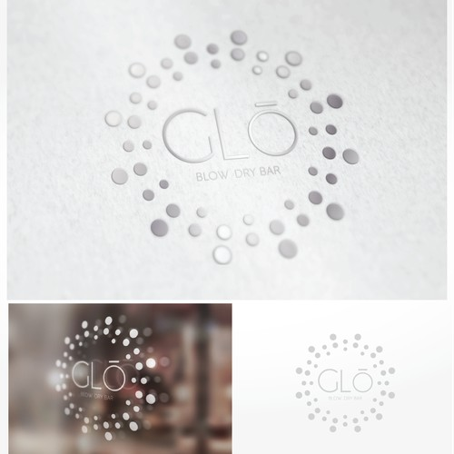Can you do simple, clean luxury and still make women SWOON?  Show me. Glō BLOW DRY BAR.