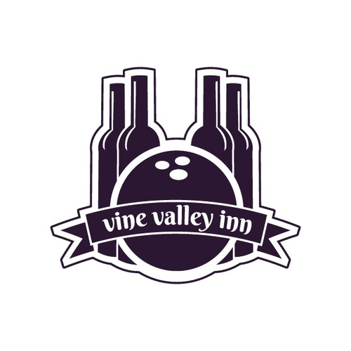 Help vine valley inn with a new logo